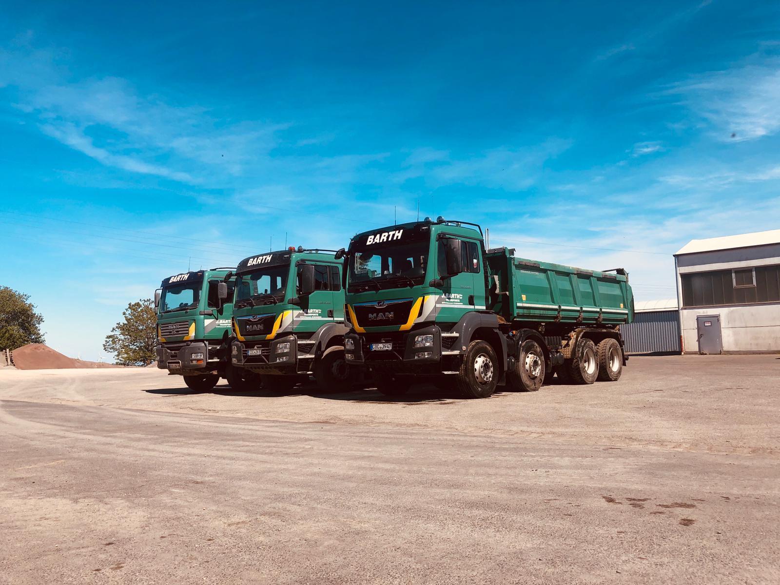 Josef Barth GmbH - Transporte